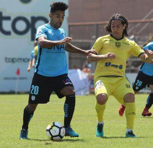 U. de Concepción vence a Iquique en Cavancha y lo hunde en el fondo de la tabla