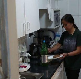 [VIDEO] Las asesoras del hogar extranjeras en Chile