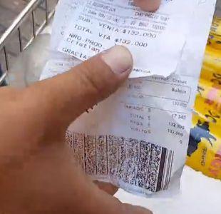 [VIDEO] Reportajes T13: El avance del comercio ambulante