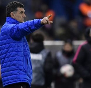 "Técnico de Eibar encantado con Orellana: ""Aporta cosas diferentes a otros futbolistas"""
