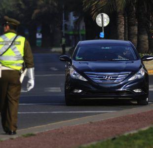 ¿Quiénes se verán afectados por la restricción vehicular permanente en Santiago?