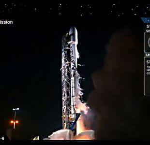 [VIDEO] SpaceX envía una nueva carga hacia la Estación Espacial Internacional