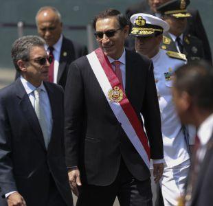 Vizcarra presenta nuevo gabinete para intentar poner fin a crisis en Perú