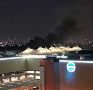 Emanación de humo en el Florida Center moviliza a Bomberos