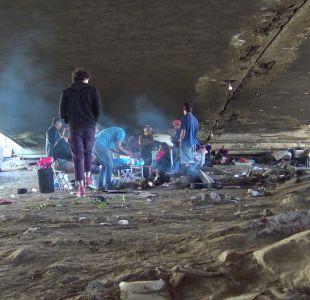 [VIDEO] #HistoriasEn8Minutos: Los habitantes del puente Libertad de Viña del Mar
