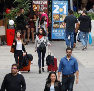 Caída de visitantes extranjeros afectó negativamente las ventas del comercio en febrero