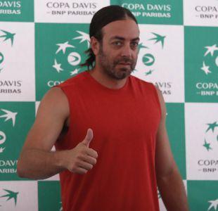 """Massú adelanta duelo de Copa Davis: """"Favorito es Argentina, pero tenemos mucha ilusión"""""""
