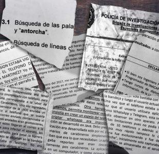 [VIDEO] Operación Huracán: El insólito hallazgo en las afueras del cuartel de la PDI