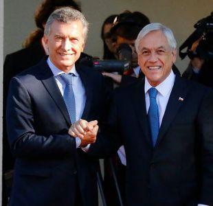 Macri califica como gesto de afecto la designación de Pablo Piñera como embajador