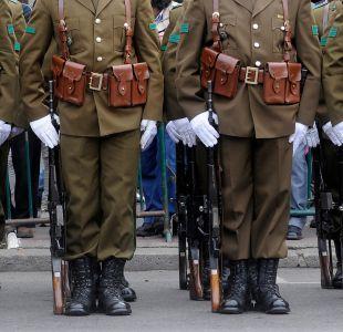 Carabineros desvincula a dos funcionarios por posible relación con banda de narcotraficantes
