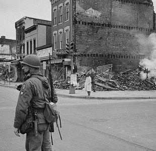 Los 4 días de furia que hicieron arder Washington tras el asesinato de Martin Luther King
