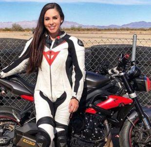 El triste desenlace de la mujer que promovía las motos en Instagram