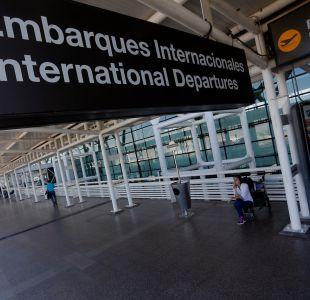 [VIDEO] Fiscalía no descarta homicidio culposo en muerte de haitiano que permaneció en aeropuerto