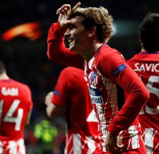 Atlético de Madrid y Arsenal responden a su favoritismo con triunfos en la Europa League
