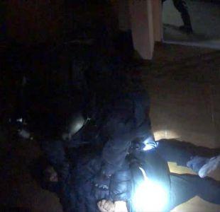 [VIDEO ] Carabineros dados de baja por tráfico: Se busca a tres bolivianos que transportaban droga