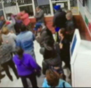 [VIDEO] Violencia y robos se apoderan de un consultorio en San Pedro de la Paz