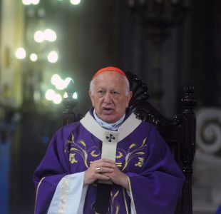 [VIDEO] Hugo Rivera asume defensa de cardenal Ezzati en causa por presunto encubrimiento de abusos