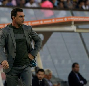 [VIDEO] Crisis alba: Inminente salida de Pablo Guede como técnico de Colo Colo