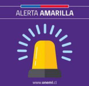 Onemi declara alerta amarilla por volcán en San Pedro de Atacama