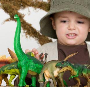 Por qué a la mayoría de los niños (y a muchos adultos también) les fascinan los dinosaurios