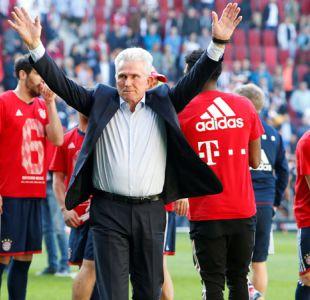 Heynckes, el viejo mago que volvió del retiro para resucitar al Bayern de Vidal