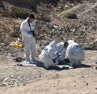 Encuentran cadáver cubierto con ramas y restos de una lavadora en Copiapó