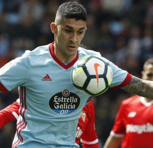 """""""Tucu"""" Hernández aporta dos asistencias en gran goleada del Celta sobre el Sevilla"""