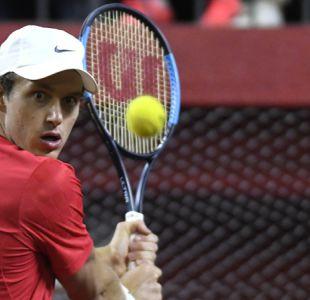 Nicolás Jarry gana en la qualy y accede al cuadro principal del Masters 1000 de Roma