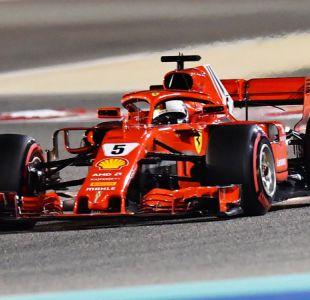 """Fórmula 1: Sebastian Vettel logra la """"pole position"""" del Gran Premio de Bahréin"""