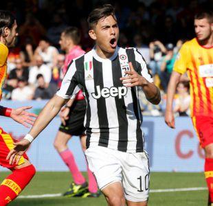 Juventus fortalecer su liderato en la Serie A con triplete de Dybala ante el colista