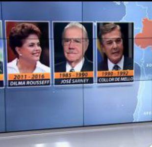 [VIDEO] Los ex Presidentes de Sudamérica en problemas judiciales