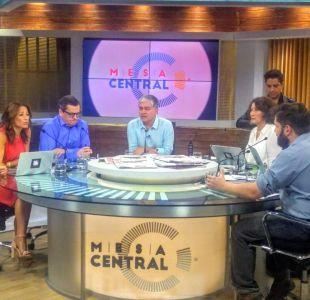 [AHORA] Mesa Central: Conversamos con el ex fiscal Carlos Gajardo