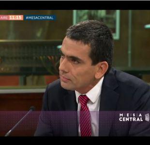 """Gajardo: Fiscales que se meten mucho a investigar terminan siendo incómodos y les pasa la cuenta"""""""