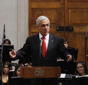 """[VIDEO] Sebastián Piñera: """"El rodeo es parte de nuestra riqueza y la queremos conservar"""""""