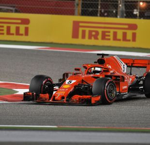 Sebastian Vettel de Ferrari se queda con el Gran Premio de Baréin en la Fórmula 1