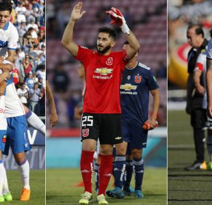 La U con la UC celebran y Colo Colo se lamenta: Los resultados de la fecha 8 del torneo