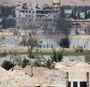Investigan supuesto ataque con armas químicas en Siria mientras Rusia lo descarta