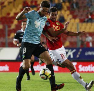 [VIDEO] Goles fecha 8: Unión Española vence a O'Higgins en Santa Laura