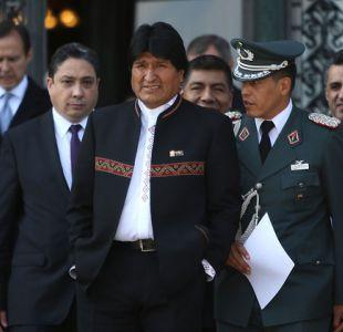 Evo Morales critica las políticas migratorias de Chile tras anuncio de Piñera