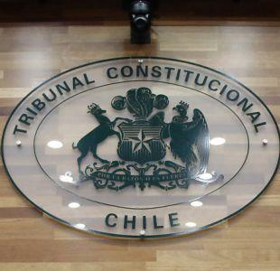 TC declara admisible requerimiento para impugnar decreto de migración del Gobierno