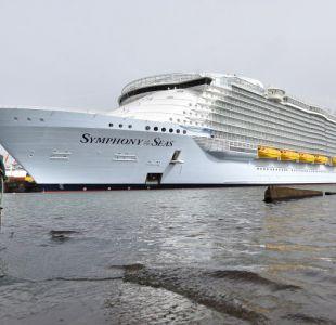 ¿Te gustaría viajar por el mundo? Cruceros buscan 300 chilenos para trabajar por 6 meses