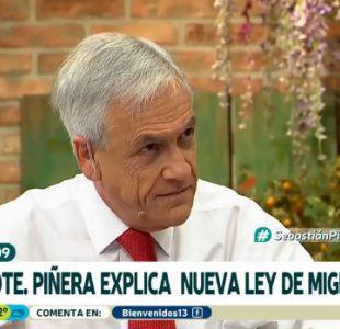 [VIDEO] Gobierno asegura que la inmigración en Chile está fuera de control