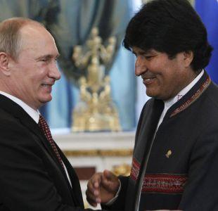 Las razones de Bolivia para ponerse del lado de Rusia en las discusiones sobre Siria