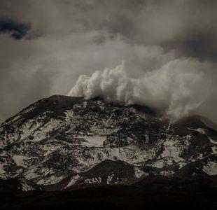 Sernageomin por Nevados de Chillán: Estamos ante un aumento de actividad que puede escalar