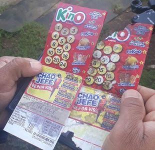 [VIDEO] Caso Kino: Lotería interpone denuncia por presunto fraude
