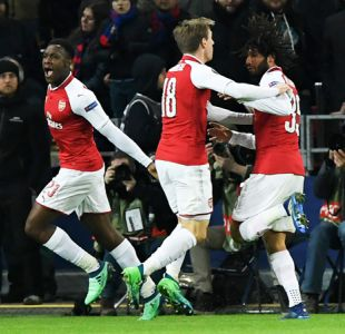 Arsenal y Atlético de Madrid sufren para avanzar a semis de la Europa League