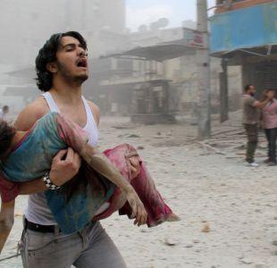 Rusia en la ONU: no se puede excluir la posibilidad de guerra con Estados Unidos si ataca Siria