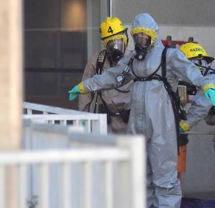 [VIDEO] PDI confirma ingesta de cianuro de hombre que falleció en hospital Barros Luco