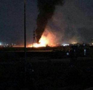Estados Unidos inicia acción militar en Siria en coordinación con Francia e Inglaterra