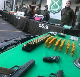 Histórico operativo policial deja 5 mil detenidos: El 40% corresponde a la Región Metropolitana